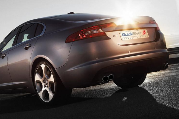 QuickSilver Jaguar XF 3.0 & 4.2L - Performance Sports Exhaust System